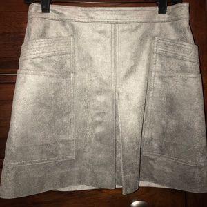 Smoked Pearl BCBG MAXAZRIA skirt!